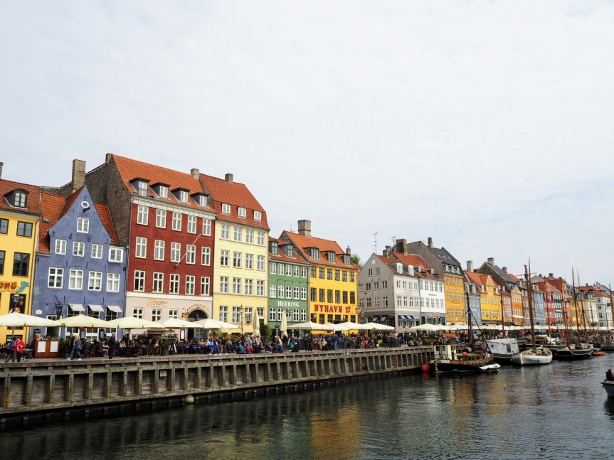 Nyhavn and the MarbleChurch