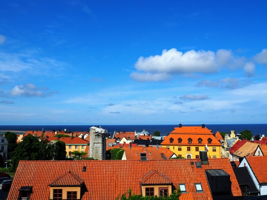 Visby – a cozy little town chock-full of history