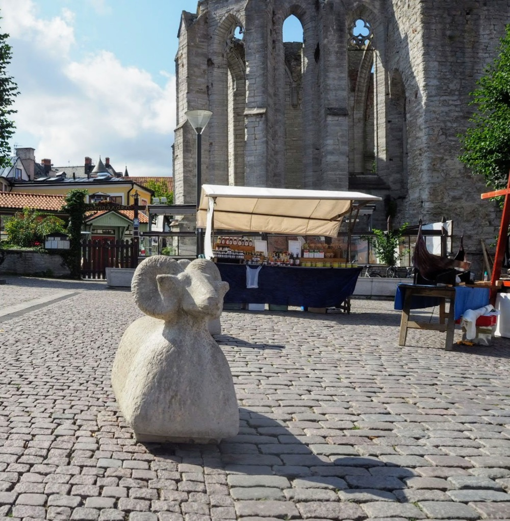 Visby A Cozy Little Town Chock Full Of History The