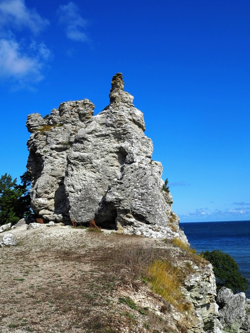 Exploring northern Gotland